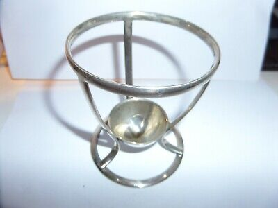 Small Stand C.1910 Mappin & Webb Silver Plate