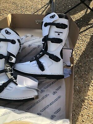 Wulf Motocross Boots Size 9