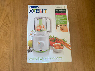 Philips Avent Steamer & Blender for baby food. In Good working condition.