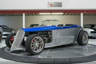 1933 Ford Roadster Factory Five Hot Rod 1933 Ford Roadster Factory Five Coyote Manual RestoMod Pro Touring 1932 HighBoy
