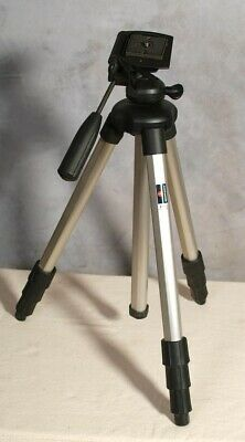 Manfrotto Tripod #390 Head With Mounting Plate.