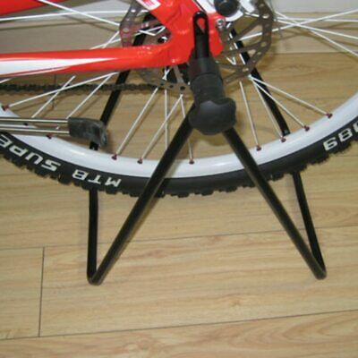 Bicycle Trainer Stationary Bike Cycle Stand Indoor Exercise Training Fold able