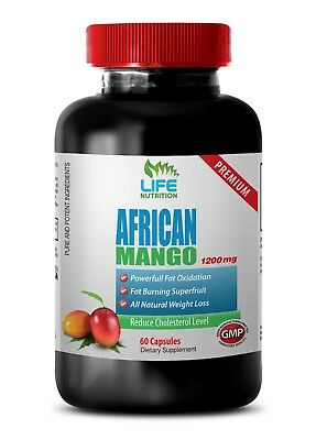 Lose Weight - Burn Fat - African Mango Extract 1200mg - Perfect Acai Berry 1B