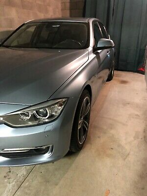 Bmw 320d (f30/31) Luxury