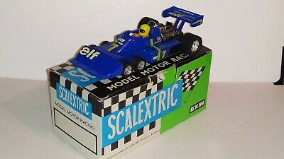 Scalextric Exin Ford Tyrrel de 3 ejes Slot
