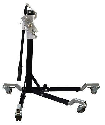 Biketek Motorcycle Motorbike Easy Lifting Hand Operated Riser Stand