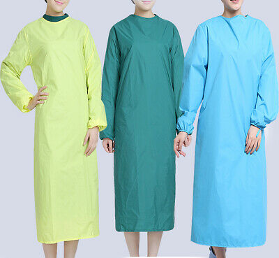 Medical Gown Waterproof Surgical Gown Isolation Gowns Protective Clothes