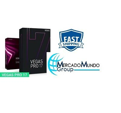 New Magix Sony Vegas Pro 17 2020 Lifetime Pre-Activated Fast Shipping 🔥🔥🔥🔥🔥
