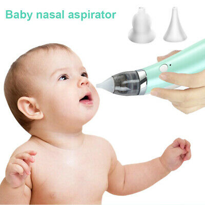 Baby Nasal Aspirator Electric Hygienic Nose Cleaner For Newborn Infant Toddler