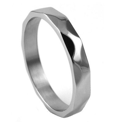 Engineering Iron Ring - Surgical Stainless Steel (316L) & Surface Polished