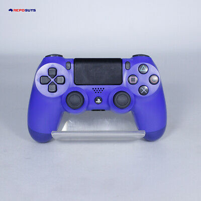 Genuine Sony PlayStation 4 DualShock 4 Wave Blue Wireless Controller | R2 Button