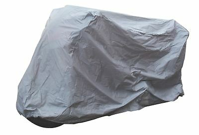 Bikeit Fully WP Rain Cover For Motorcycle Motorbike Shape To Fit Styling