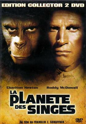 D.v.d../...La Planete Des Singes.../...Charlton Heston......roddy Mc Dowall...
