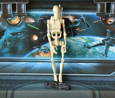 Star Wars FIGURE 2013 SAGA LEGENDS UTAPAU BATTLE DROID