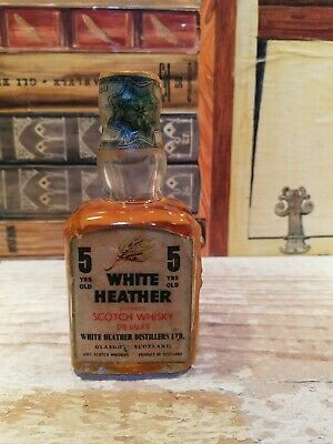 Mignon Whisky White Heather 5 years old 4.7cl 43. 4%