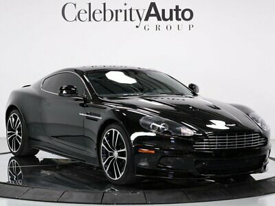 """2012 DBS Carbon Edition """"Only 3K Miles"""" 2012 ASTON MARTIN DBS CARBON EDITION """"ONLY 3K MILES"""""""