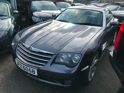 2005 Chrysler Crossfire FULL LEATHER MET GREY