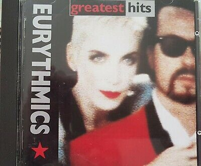 Greatest Hits by Eurythmics (CD, May-1991, Arista)