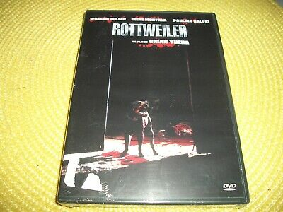 DVD, rottweiller, film science fiction,neuf