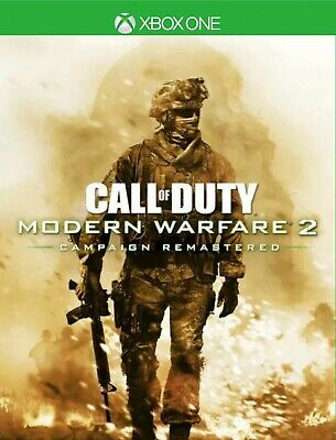 Call of Duty: Modern Warfare 2 Remastered-Xbox One. Read Description (No CD/KEY)
