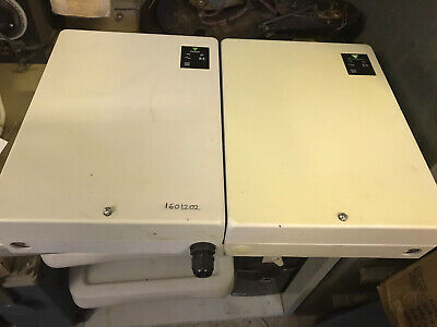 Two Working Used Paxton Net2 Classic controllers In Plastic Case With PSU