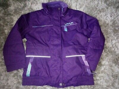 Girls Xmtn Ski Insulated Jacket Size 8 Years