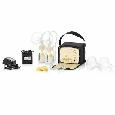 NEW Medela Breast Pump In Style Advanced Double Electric Breast Pump Starter Set