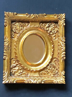 Vintage Carved MIRROR GOLD Antique Windsor Art Company WALL SMALL Lots Listed