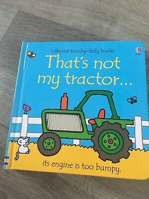 Thats Not My Tractor- Brand New