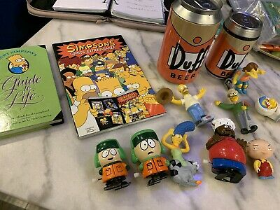 Simpsons Collectable Lot