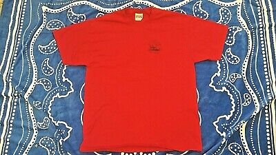 2003 Portuguese Water Dog Memphis PWDCA National Specialty Large Red T-shirt