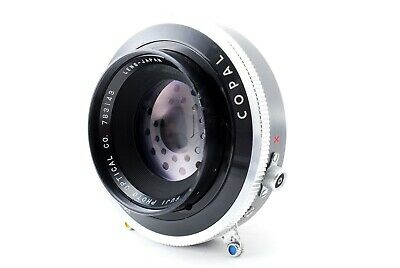 【As-Is】Fuji Fujinon SF 250mm F/5.6 f 5.6 COPAL Large Format Lens 611096