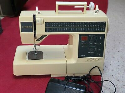 Singer Rapsody 2210 Sonata 2210 Athena 2210 Machine A Coudre Sewing Machine