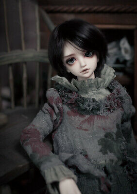 1/4 bjd doll sd doll MSD Pyrus resin model figures toys + face make-up