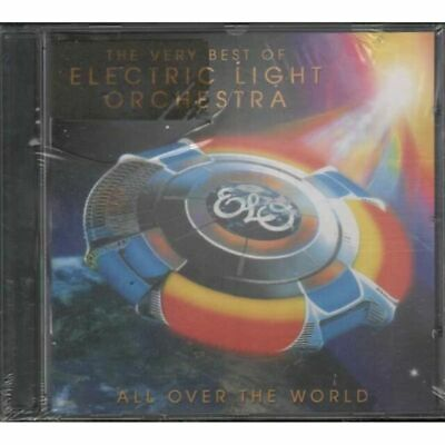 All Over The World: The Very Best Of Electric Light Orchestra CD   free uk p&p