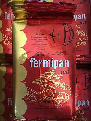 500g Quality Bakers Fermipan Dried Yeast