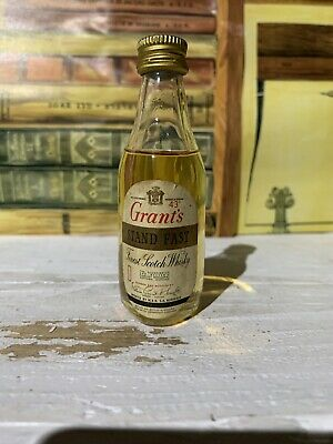 Mignon Whisky Grant's Stand Fast 4cl 43%