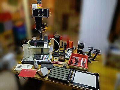 Jobo C6700 Enlarger & Collection of Darkroom Developing Equipment  (Now Tested)