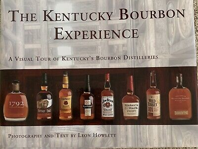 The Kentucky Bourbon Experience Book