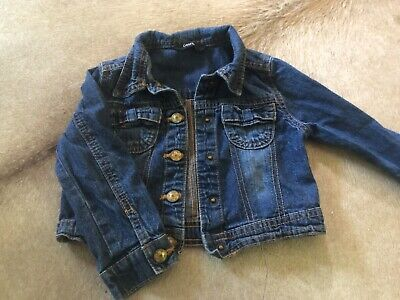Age 2-3 girls denim jacket