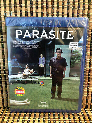 Parasite (Blu-ray, 2020)Bong Joon Ho.Oscar Win-Best Picture/Director