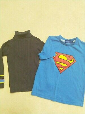 BOYS BUNDLE OF CLOTHING AGE 3-4 YEARS Good Condition No Marks