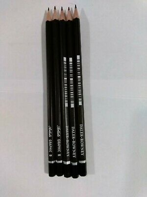 Daler rowney Artists Graphic Pencils B