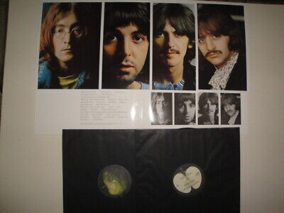 The Beatles: The Beatles (White Álbum / 2018) Vinilo 2 de LP
