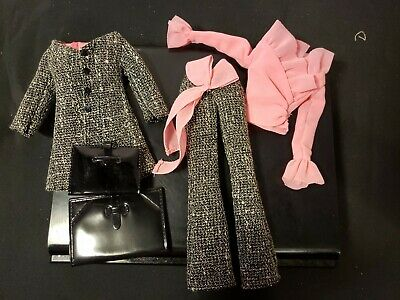 A Model Life Silkstone Barbie Doll Outfit Suit Fits Fashion Royalty Fr Mattel