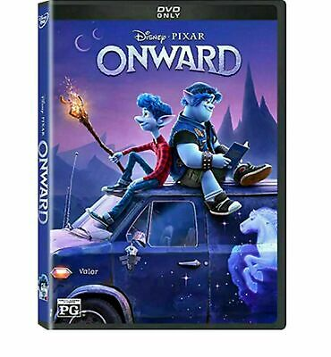 Onward Movie (DVD,2020) New Factory Sealed Free Shipping !