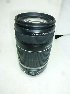 Canon EFS 55-250 1:4-5,6 IS