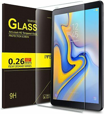 """9H Tempered Glass LCD Screen Protector For Samsung Galaxy Tab A 10.5"""" T590 T595"""