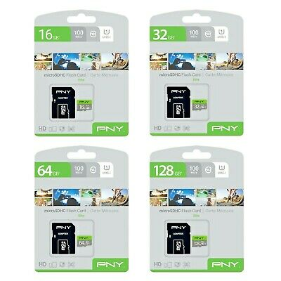 128GB 64GB MicroSD SD Card Class 10 Ultra DJI Drone GoPro Hero8 Security Camera