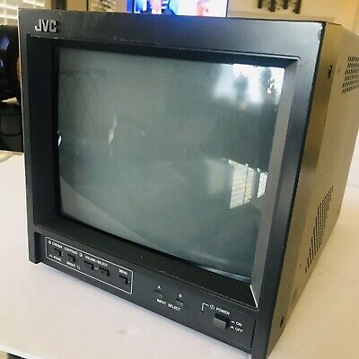 JVC  TM-A101G Color Video Monitor 3x4 Works 2 Monitor Available Price Is For 1